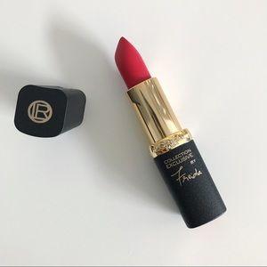 L'Oréal Color Riche Lipstick in Freida's Pure Red
